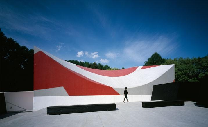 Atsushi Kitagawara - Nakamura Keith Haring Collection Art Museum, Kobuchizawa, Yamanashi prefectu