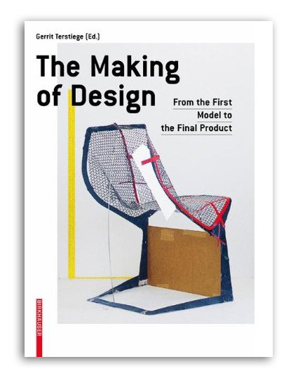 the making of design book