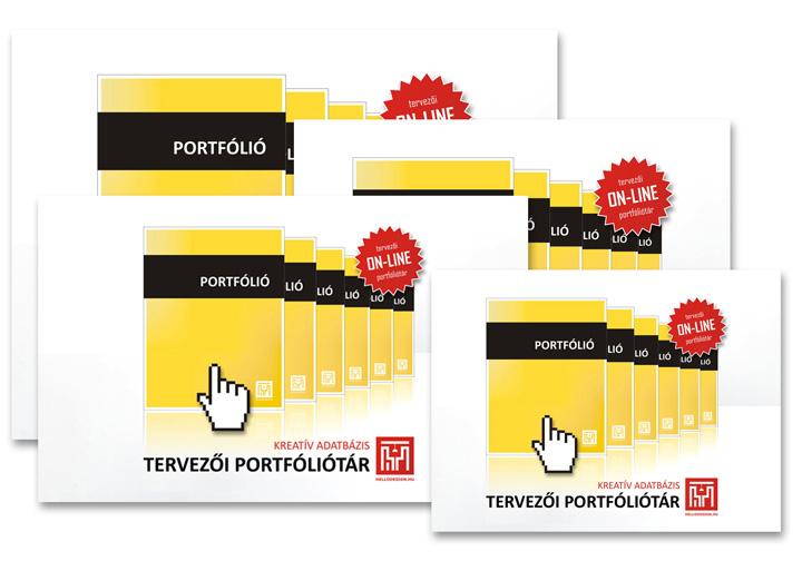 Kreatív adatbázis - tervezői portfóliótár | háttérképek | © Hellodesign.hu